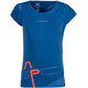 La Sportiva Shortener T-Shirt Women Marine Blue